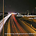 V/A - LONELY HAPPINESS VOL. 5. CONTEMPORARY UNDERGROUND SCENE OF UKRAINE
